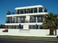 Tauranga Belle Mer Apartments New Zealand, Pacific Ocean and Australia Belle Mer Apartments is a popular choice amongst travelers in Tauranga, whether exploring or just passing through. The hotel offers a high standard of service and amenities to suit the individual needs of all travelers. Take advantage of the hotel's Wi-Fi in public areas, car park. Each guestroom is elegantly furnished and equipped with handy amenities. To enhance guests' stay, the hotel offers recreational...