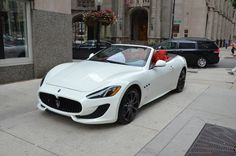 Images Gallery for 2015 Maserati GranTurismo Sport White Convertible Wallpaper HD Photos, Wallpapers, Backgrounds