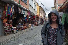 Mercado de Brujas   La Paz   Bolivia