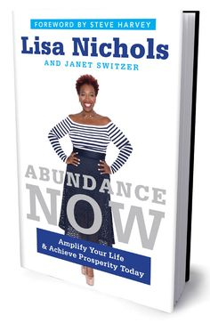 NYT bestselling author and life coach Lisa Nichols shares amazing stories and wisdom about how to turn scarcity into abundance in all parts of your life.