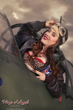 Jessamyne for The Pin Up Collection  LTWCustomCosmetics.com