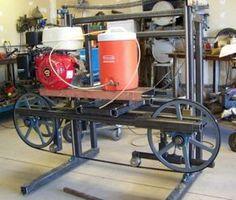 free homemade sawmill plans pdf