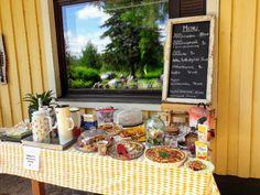 Koivikon Katveessa: Farmipäivä, pup-up kahvilassa kahvittelua ja heinätöitä