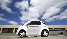 Google's self-driving cars Study   Online Gis Courses
