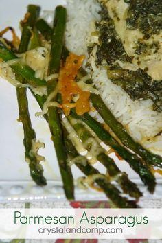 How I Make Meal Planning Easier Parmesan Asparagusveggie Recipeseasy
