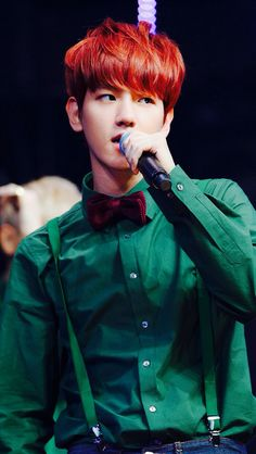 All I want for Christmas is... EXO! ♥ #Baekhyun :>