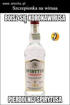Whiskey Bottle, Vodka Bottle, Polish Memes, Funny Images, Haha, Jokes, Laughing, Funny, Humorous Pictures