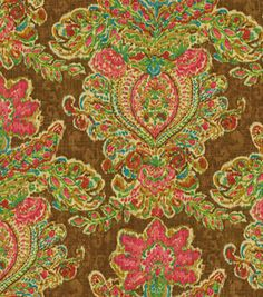 Home Decor Print Fabric- Dena Crystal Vision Gypsy & fabric at Joann.com