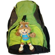 Back to School Tips + Chipper Plush Backpack Clip #BackToSchool