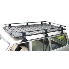 "ARB Steel Roof Rack Basket With Mesh Floor - 73"" x 49"" for Jeep Cherokee XJ"