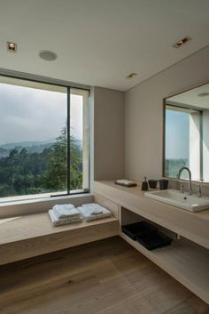 Bathroom Lighting, Windows, Mirror, Interior Design, House, Bathroom Ideas, Furniture, Bathrooms, Decoration
