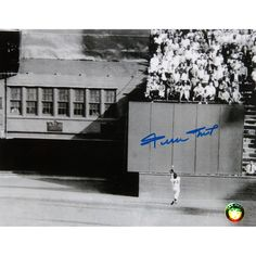 Willie Mays San Francisco Giants Autographed 'The Catch' 16x20 Photo (Say Hey! Hologram Only) - 16x20 Photos Memorabilia