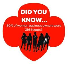 Girl Scouts Fun Fact!