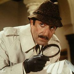 pink panther, inspector C