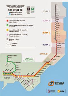 alicante tram guide
