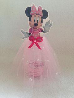 Resultado de imagem para mini tubete minnie rosa