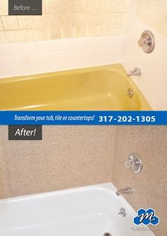 Beautiful Donu0027t Replace   Refinish! : Looking To Refinish Old Bathtubs In Your Home