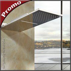 Sistem de dus ingropat Edge Prime Shower Faucet Sets, Shower Set, Rain Shower, Buddha Decor, Waterfall Shower, Save Water, Fiji, Modern Design, Chrome
