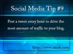 Social Media Tip #9