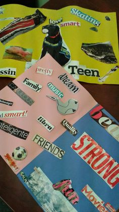 Therapeutic Interventions for Children: Self-Esteem Collages A damaged self-esteem can wreck your career and harm your relationships. You can turn your life around by working on your self-esteem, and this guide will give you all the resources you need. Self Esteem Building Activities, Building Self Esteem, Counseling Activities, Art Therapy Activities, Play Therapy, Alzheimers Activities, Group Counseling, Therapy Tools, School Counseling