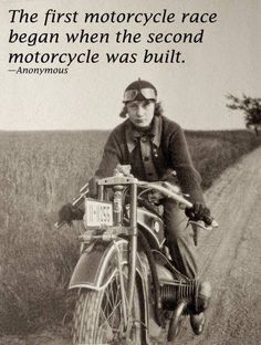 Good for Retro and Classic Motorcycles