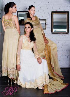 Indian Bridal Wear by Ritu Pande.