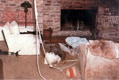 The Manson Family crime scene photos