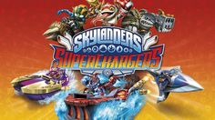 SKYLANDERS SUPERCHARGERS MOBILE iOS Android Gameplay