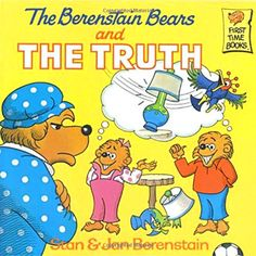 The Berenstain Bears and the Truth  By Random House Books for Young Readers #RandomHouseBooksforYoungReaders