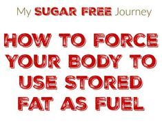 How to Force Your Body to Use Stored Fat as Fuel These are the notes from last night's video in the 28 Day Challenge. You can join us in the 28 Day Challenge FaceBook Group here, get our FREE 28 Day Ketogenic Meal Plan here, and pick up our recipe and instructional books here. https://www.youtube.com/watch?v=FU9Tm4uI7w8 So what controls this metabolic process we discussed yesterday? Well, I'll tell you this, it isn't eating less and it isn't exercising more, this is...