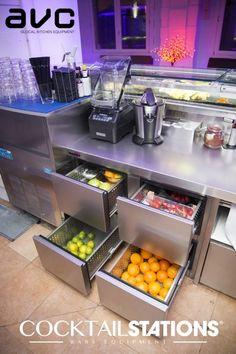 Ice bucket bar - Thiết bị quầy bar inox for beginners juice