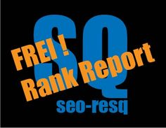 FREI! SEO Rank Report von seo-resq.