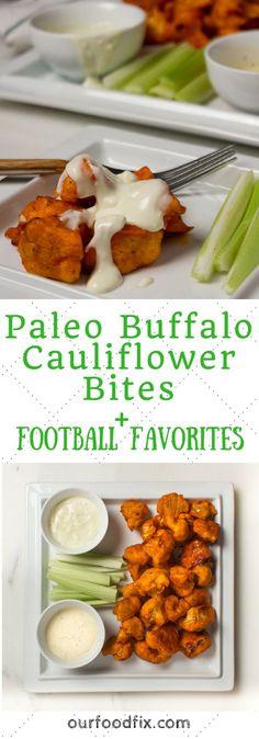 Football food | Football recipes | Football fare | Party food | Appetizer recipes | Snack recipes | Paleo recipes | Gluten free recipes | Grain free recipes | Dairy free recipes | Low carb recipes | Vegetarian recipes | Buffalo sauce | Super Bowl