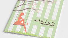 nuova brochure mikiko by artmouse.it
