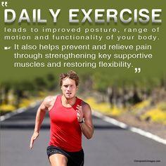 #DailyExercise #PhysicalActivity