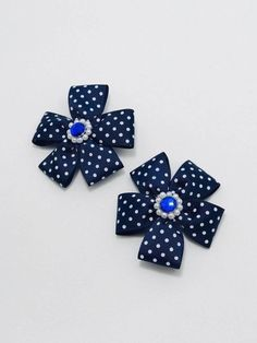 381e87b7e77a5 Handmade bows for girls hair bows hair clips  fashion  clothing