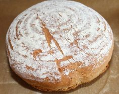 Bauernbrot, Thermomix, Rezept, KitchenAid