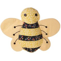 SASS AND BELLE BUZBY BUMBLE BEE QUIRKY YELLOW CUSHION CHILDREN BEDROOM GIFT in Home, Furniture & DIY, Home Decor, Cushions | eBay
