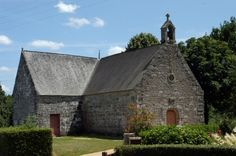 L'Art dans les Chapelles, Saint-Gérand, Bretagne