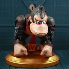 Cyberpunk Donkey Kong