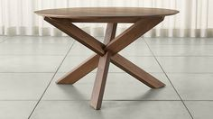 """Apex 51"""" Round Dining Table 