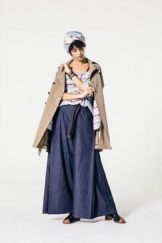 マヌカンズジャポン(Mannequins JAPON)2017年春夏コレクション Gallery5