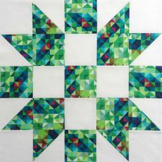 Learn how to make this block with Amanda's Quit Along! #modernquilt #block