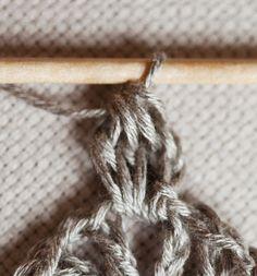 Free crochet tutorial - Granny Sqaure fabric and crochet dress by Mon Petit Violon