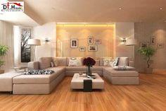 Phối màu sơn nội thất
