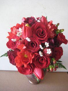 Bridal Boquet by CelebrationsbyRuchi