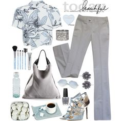 17.04.15-2 by malenafashion27 on Polyvore featuring moda, Whistles, Dsquared2, Jimmy Choo, Jil Sander, Boohoo, Matthew Williamson, Dorothy Perkins, Forever 21 and Shiseido