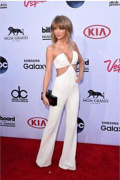 Taylor at the 2015 Billboard Music Awards