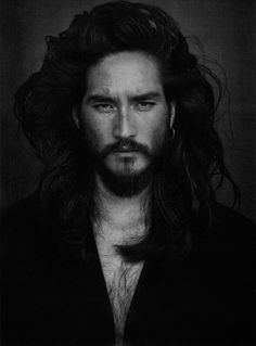 Amazing 35 Masculine Long Beards for Men from https://www.fashionetter.com/2017/06/02/35-masculine-long-beards-men/