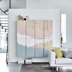 Noix De Déco - Blog Déco & Design inspirant pour la maison: Ikea Hack: 7 meubles Ikea pas cher a customiser fa...